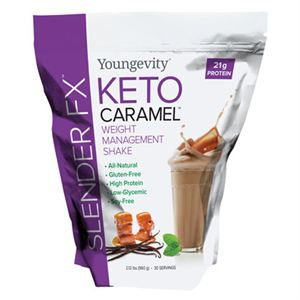 Picture of Slender FX™ Keto Caramel™ Weight Management Shake